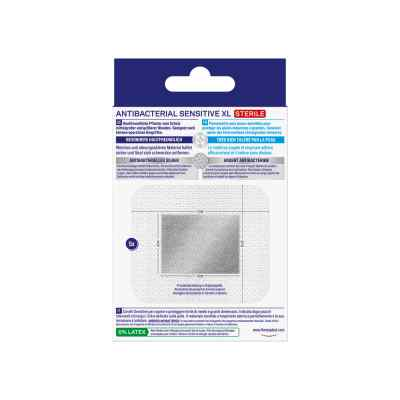 Hansaplast Antibacterial Sensitive XL 6x7  bei apo.com bestellen