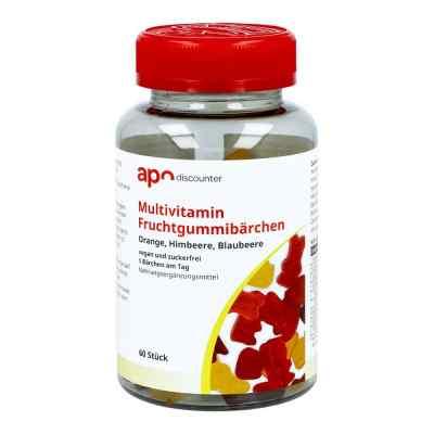 Gummibären Multivitamin vegan und zuckerfrei  bei apo.com bestellen