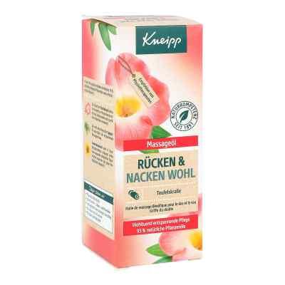 Kneipp Massageöl Rücken & Nacken Wohl  bei apo.com bestellen