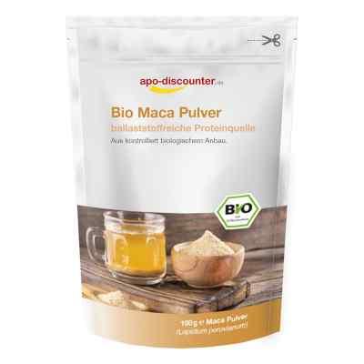 Bio Maca Pulver von apo-discounter  bei apo.com bestellen