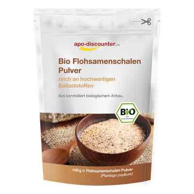 Bio Flohsamenschalen Pulver  bei apo.com bestellen