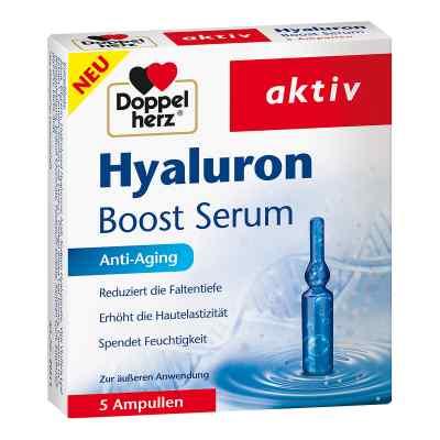 Doppelherz Hyaluron Boost Serum Ampullen  bei apo.com bestellen