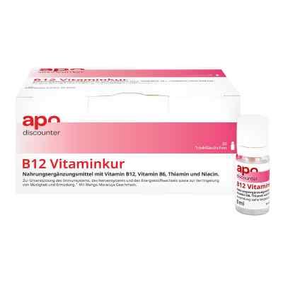 B12 Vitaminkur Trinkampullen  bei apo.com bestellen