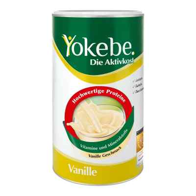 Yokebe Vanille Lactosefrei Nf2 Pulver  bei apo.com bestellen