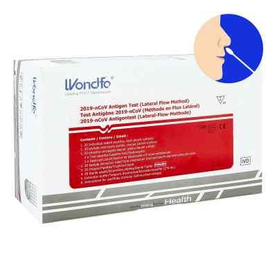 Wondfo 2019-ncov Antigen Test  bei apo.com bestellen