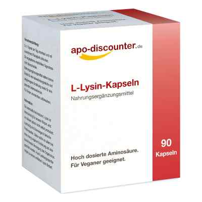 L-lysin Kapseln  bei apo.com bestellen